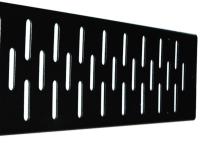 Piano Alluminio per Barra HD verniciato