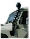 Snorkel in metallo per Defender TD & 200Tdi